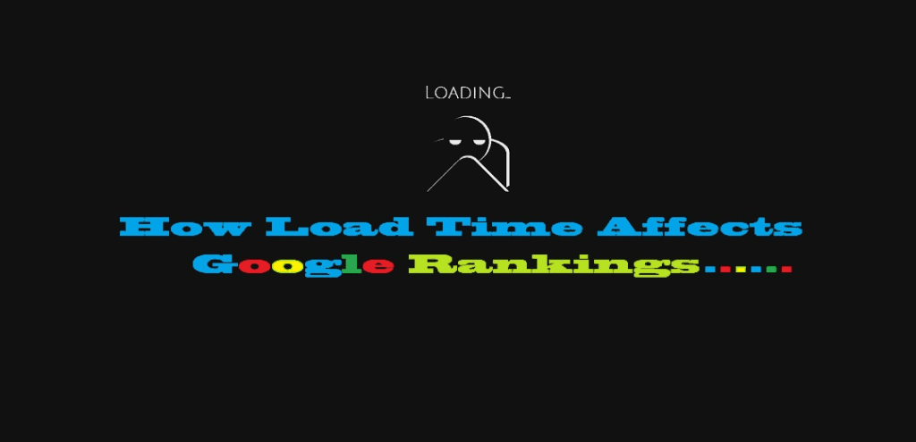 How Load Time Affects Google Rankings 1
