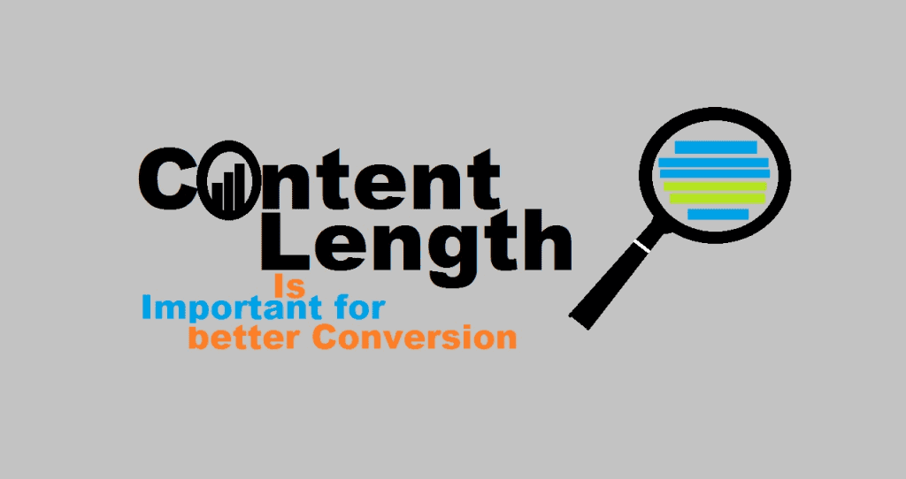 Why Content Length is Important for better Conversion 7