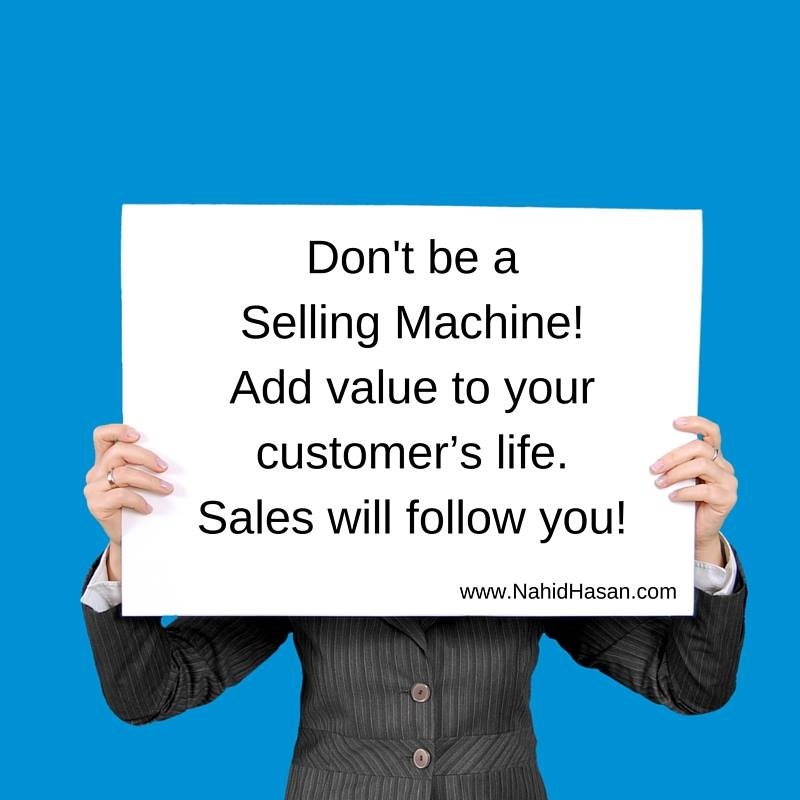 Selling Quote