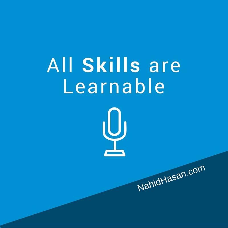 Skill Quote