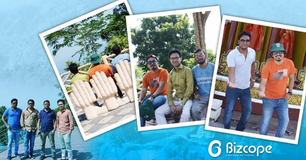 Tour To Bandarban Aka Bizcope Hangout 13