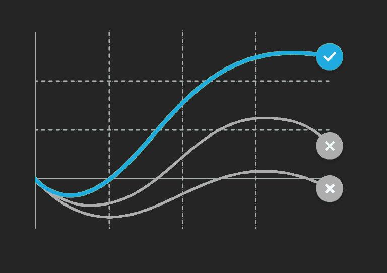 Bizcope SEO Revenue graph