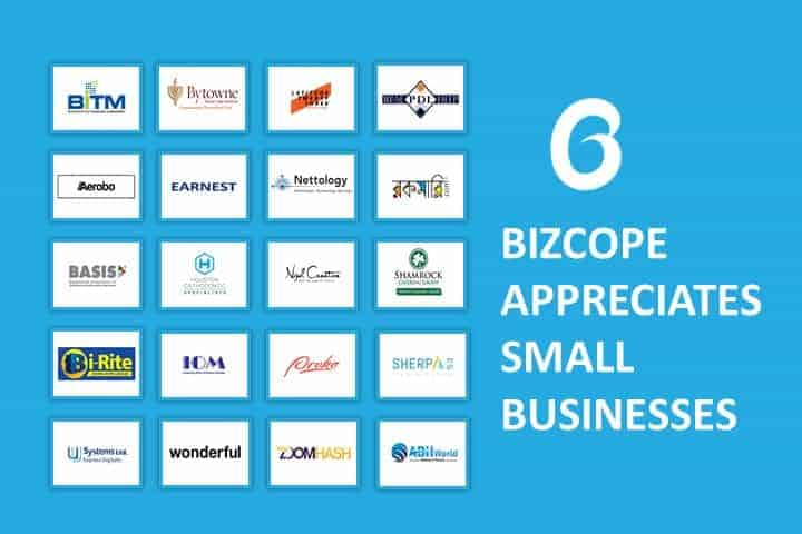 Bizcope Appreciates Small Businesses