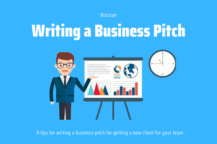 Writing A Business Pitch